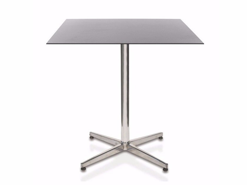 Aluminium contract table RACES | Table by Vela Arredamenti