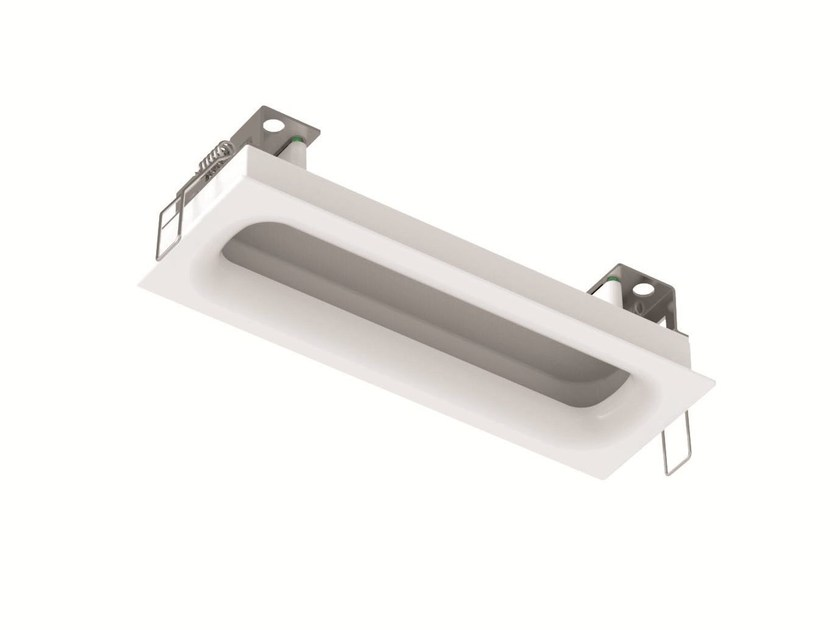 LED indirect light recessed ceiling lamp RADA_Q by Linea Light Group
