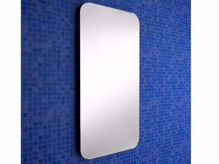 Wall-mounted bathroom mirror RADIUS by Componendo