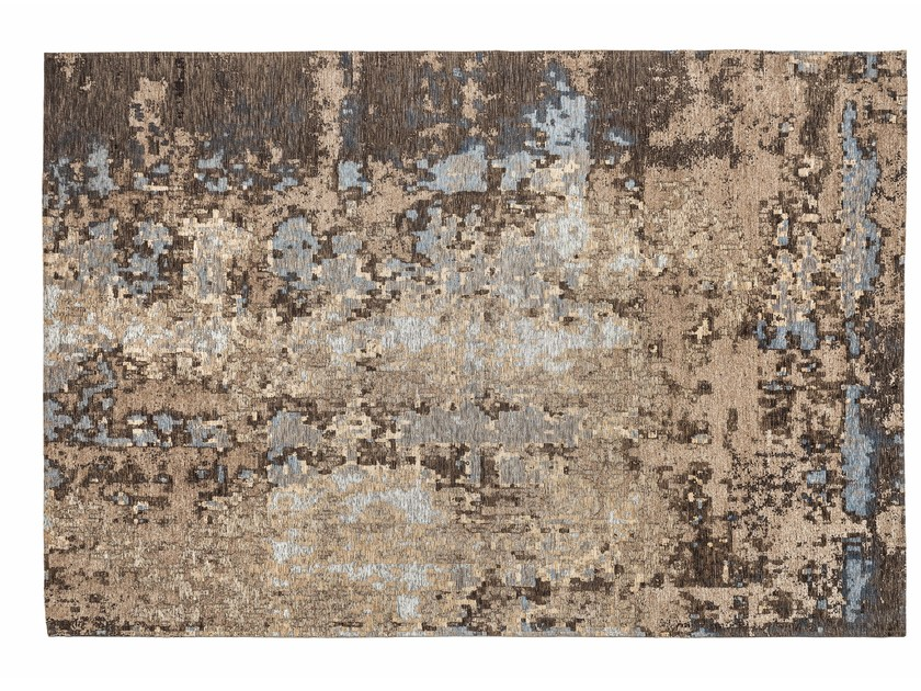 Rectangular cotton rug RADJA by Cattelan Italia