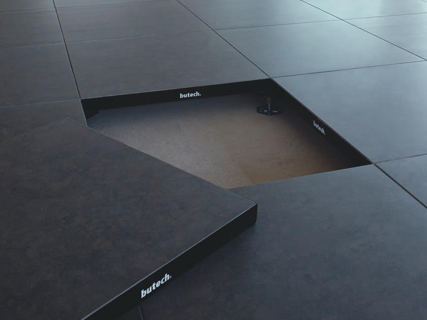 Système modulable pour sol surélevé PTS by BUTECH