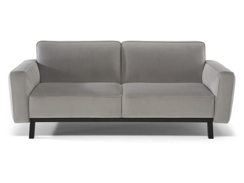 3 seater fabric sofa RAFFINATO by Natuzzi