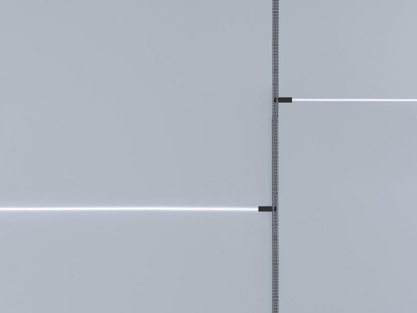 LED strip light RAIL by DAVIDE GROPPI