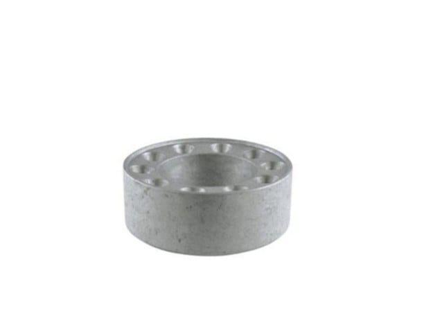 Portaombrelli da terra in alluminio pressofuso RAINBOWL by Driade