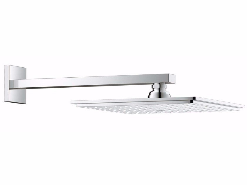 Wall-mounted overhead shower with arm RAINSHOWER® ALLURE | Wall-mounted overhead shower by Grohe