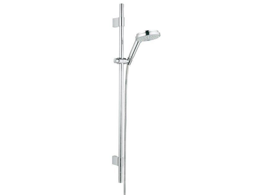 Shower wallbar with hand shower RAINSHOWER® COSMOPOLITAN | Shower wallbar with hand shower by Grohe