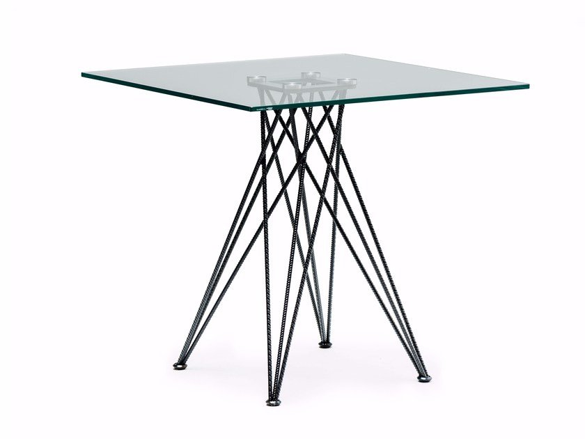 Crystal table RALPH BISTROT by Cattelan Italia