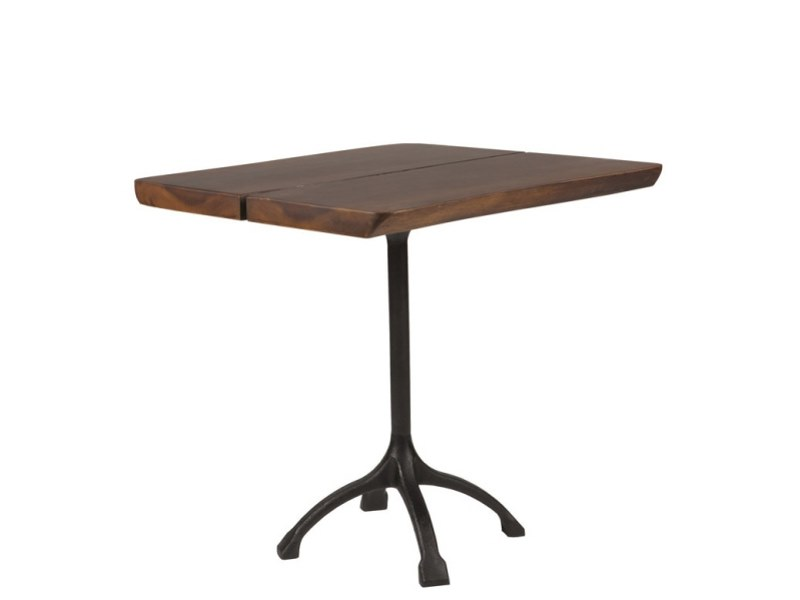 Square Suar wood Table Top RANCH CAFE | Suar wood Table Top by NORR11