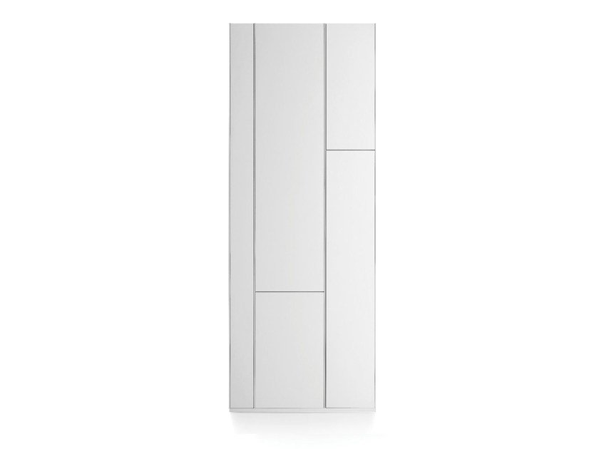 Lacquered modular MDF storage wall RANDOM CABINET by MDF Italia