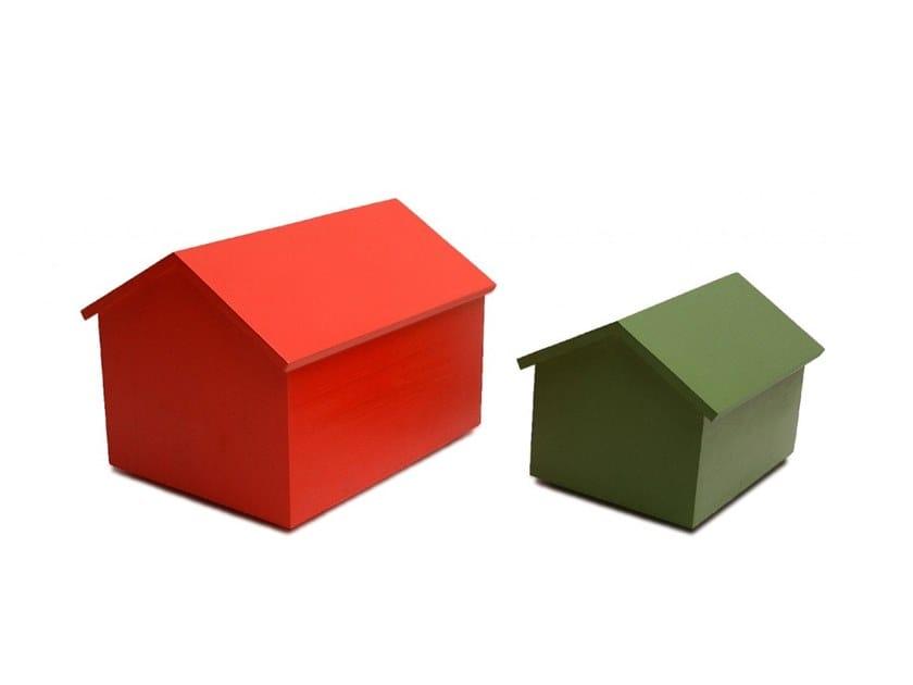 Toy storage box RANGEMENT MAISON by Compagnie