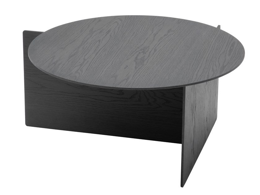 Round coffee table RATIO | Coffee table by Busnelli