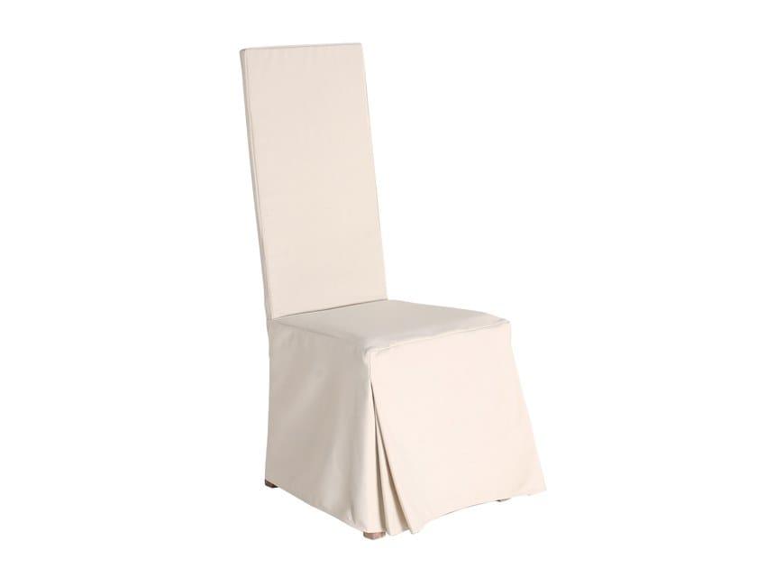 Sedie Schienale Alto Legno : Sedia da giardino in teak con schienale alto ratio sedia con