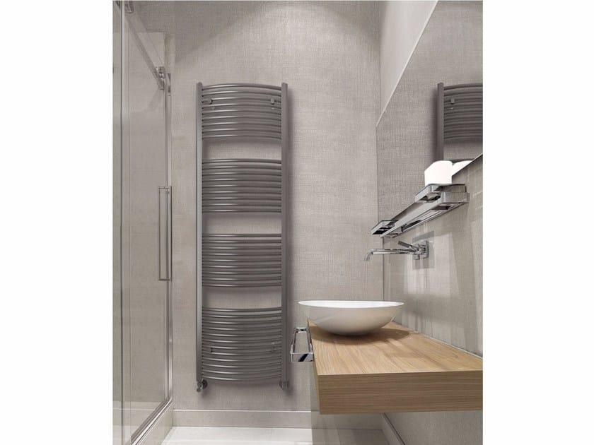 Steel towel warmer RAVELLO by K8 Radiatori