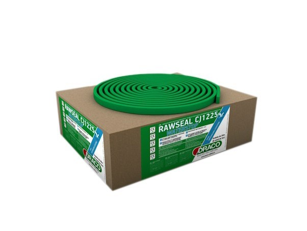 Hydro-expansive and resin waterstop RAWSEAL CJ1225 WATERSTOP by DRACO ITALIANA