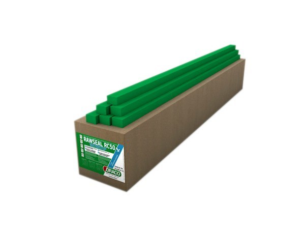 Hydro-expansive and resin waterstop RAWSEAL RC50 WATERSTOP by DRACO ITALIANA