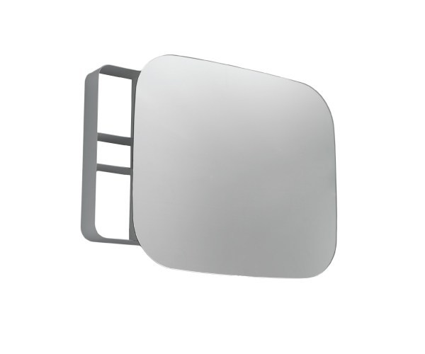 Ray mirror grey
