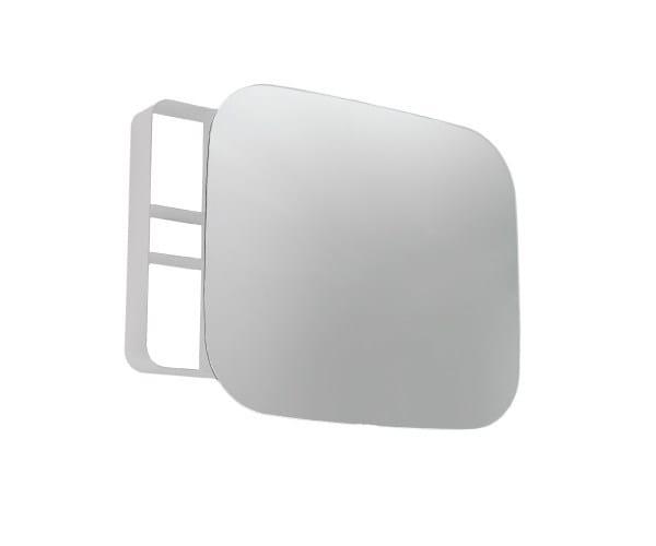Ray mirror white