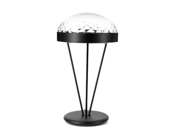 Metal table lamp RAYS | Table lamp by M.M. Lampadari