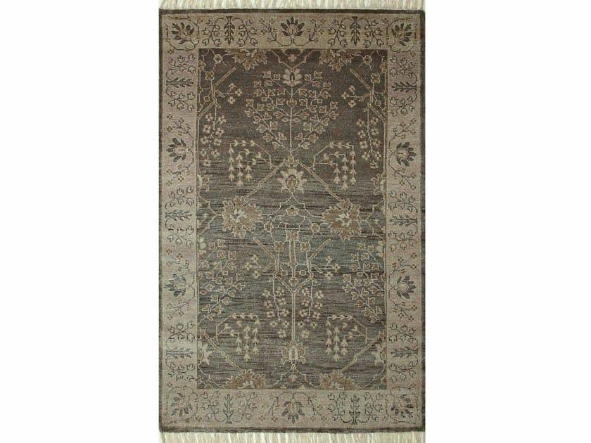 Wool rug REAGAN LCA-603 Ashwood/Antique White by Jaipur Rugs