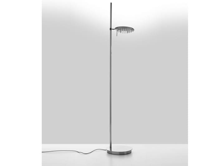 Lampada da terra ad altezza regolabile orientabile REALL | Lampada da terra by Artemide
