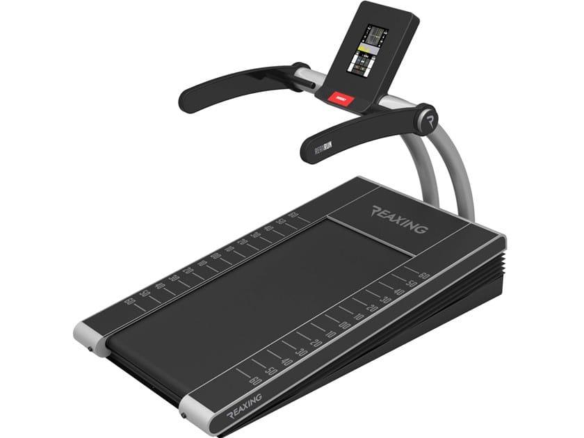 Treadmill con impulsi dinamici e destabilizzanti REAX RUN CLUB by REAXING