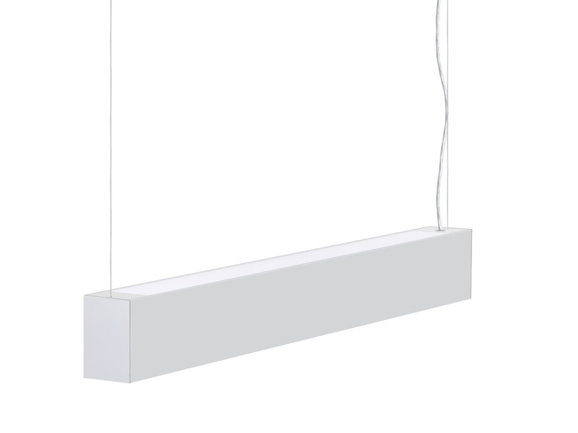 Linear lighting profile REBA 65 D/I LED by INDELAGUE