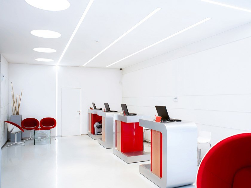 Led Illuminazione Lighting Line Lineare Reba Per IndelagueRoxo 65e Profilo MLSUzVGqp