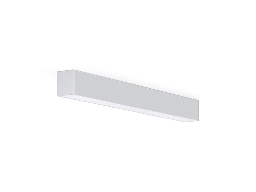 Ceiling mounted linear lighting profile REBA 65 LED | Ceiling mounted linear lighting profile by INDELAGUE | ROXO Lighting