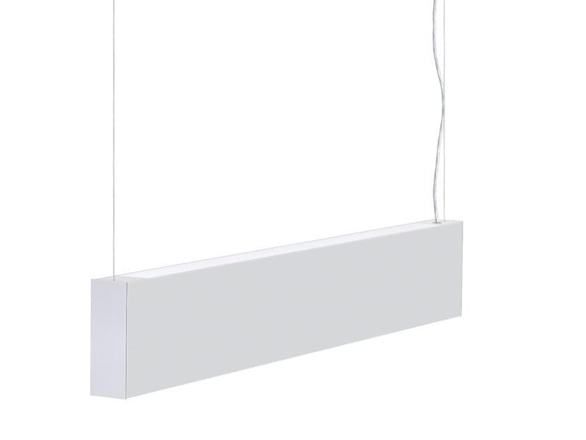 Linear lighting profile REBA D/I LED by INDELAGUE
