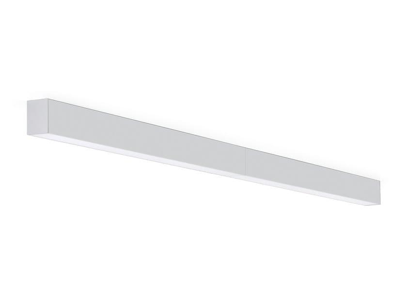 Ceiling mounted linear lighting profile REBA LED LINE | Ceiling mounted linear lighting profile by INDELAGUE | ROXO Lighting
