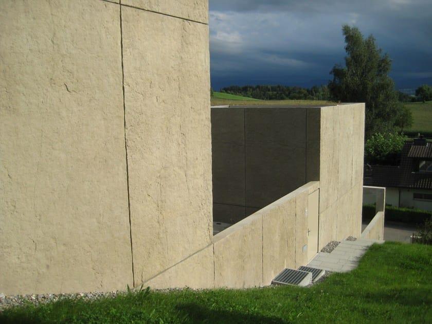 RECKLI® Abitazione privata a Uster (Cantone di Zurigo), getti realizzati su matrice RECKLI 2/122 Yukon