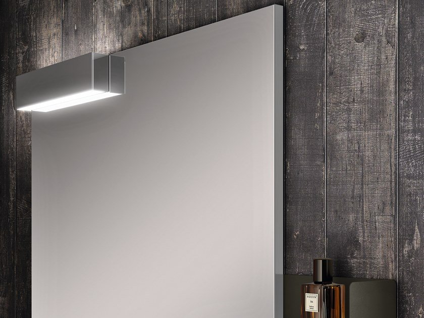 LED Mirror lamp RECTA by Cerasa