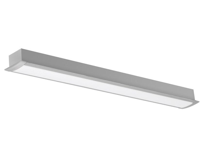 LED direct light recessed ceiling lamp RECTE by LED BCN