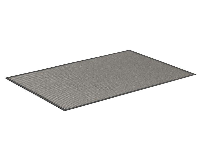 Rectangular polypropylene outdoor rugs RED CARPET by emu