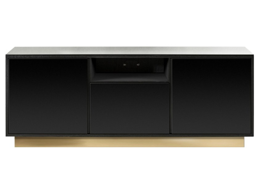 Incroyable Wooden TV Cabinet With Flap Doors RED EDITION SONOS | TV Cabinet By RED  EDITION