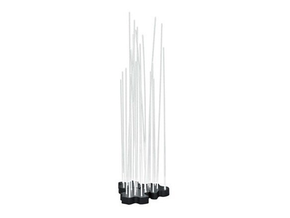 Contemporary style LED plastic Floor lamp REEDS OUTDOOR by Artemide