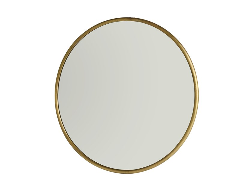 Round framed mirror REFLECT | Round mirror by 101 Copenhagen