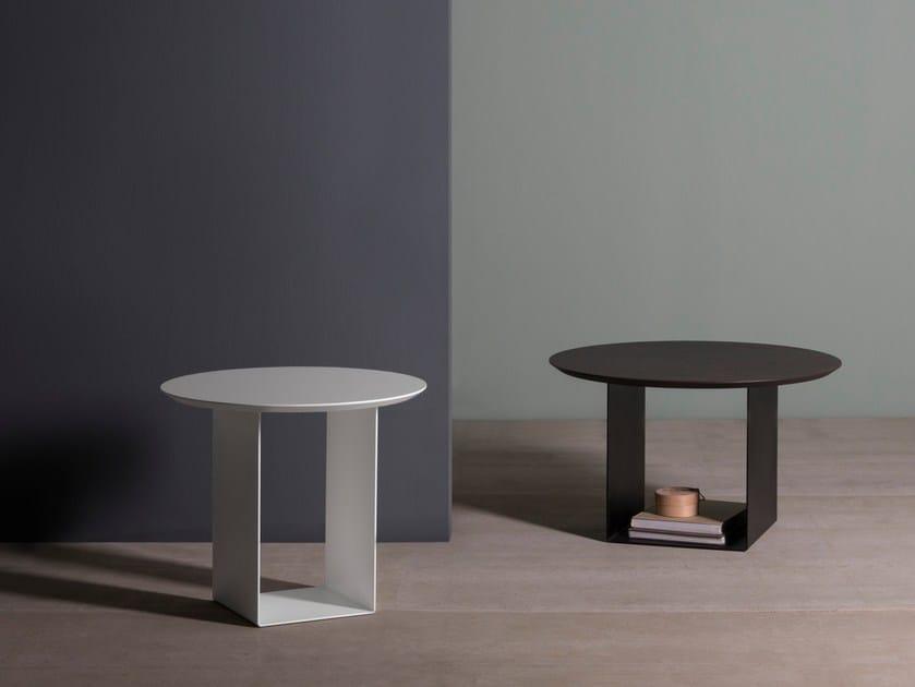 Round coffee table REFLEX by Kendo Mobiliario