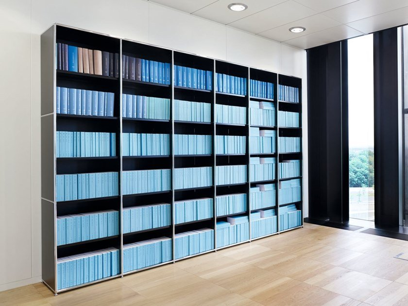 Offenes modulares Büroregal REGAL | Offenes Büroregal by Bosse
