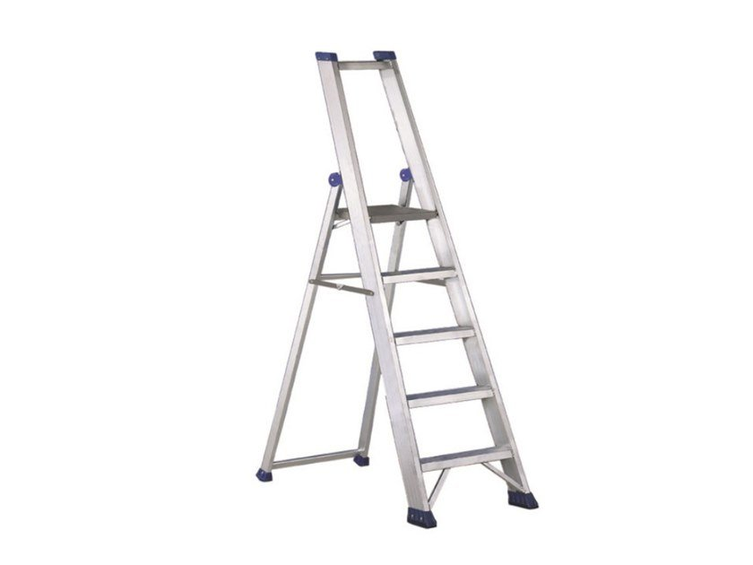 Aluminium heavy duty ladder REGINA LARGE by SVELT
