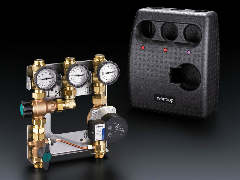 Pump and circulator for water system REGUCIRC M by OVENTROP
