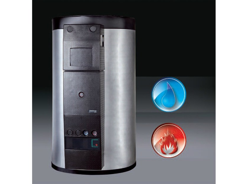 Collector unit REGUCOR WH by OVENTROP