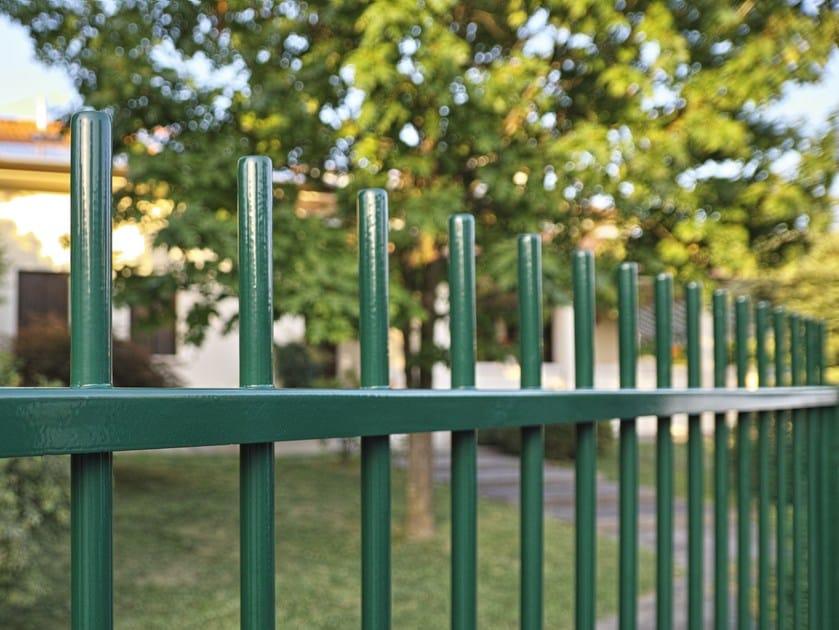 Bar steel Fence REGULAR® by GRIGLIATI BALDASSAR