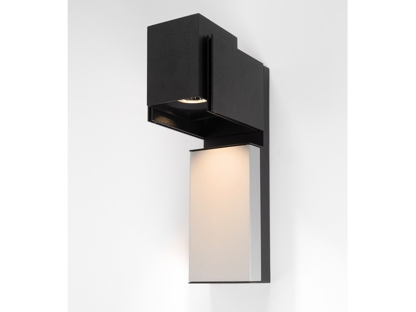 Modular Nomad Lamp : Rektor wandspot by modular lighting instruments design couvreur