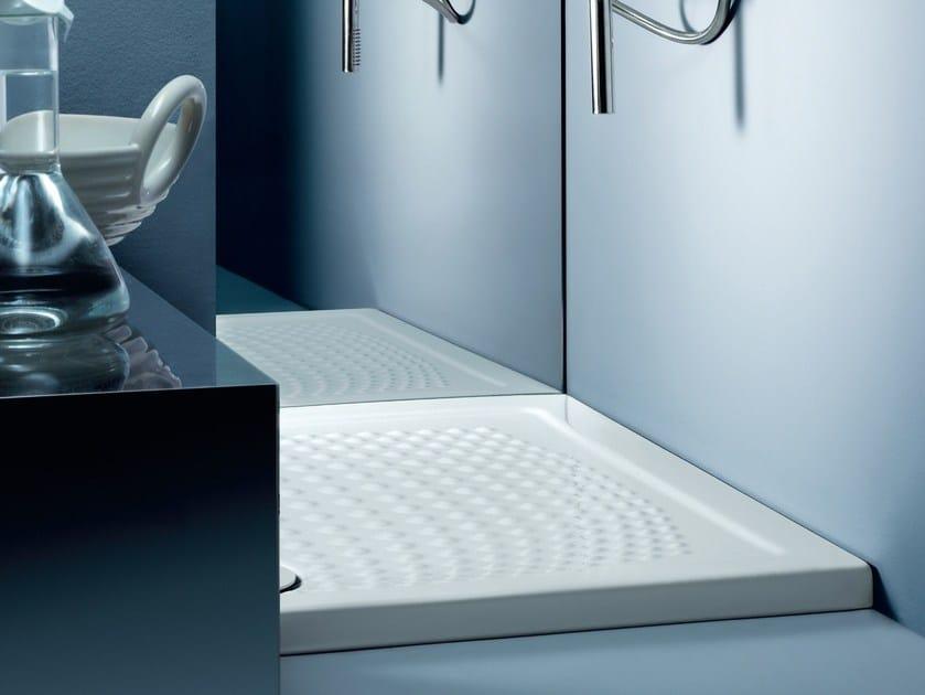 Piatto doccia antiscivolo su misura relax by azzurra sanitari