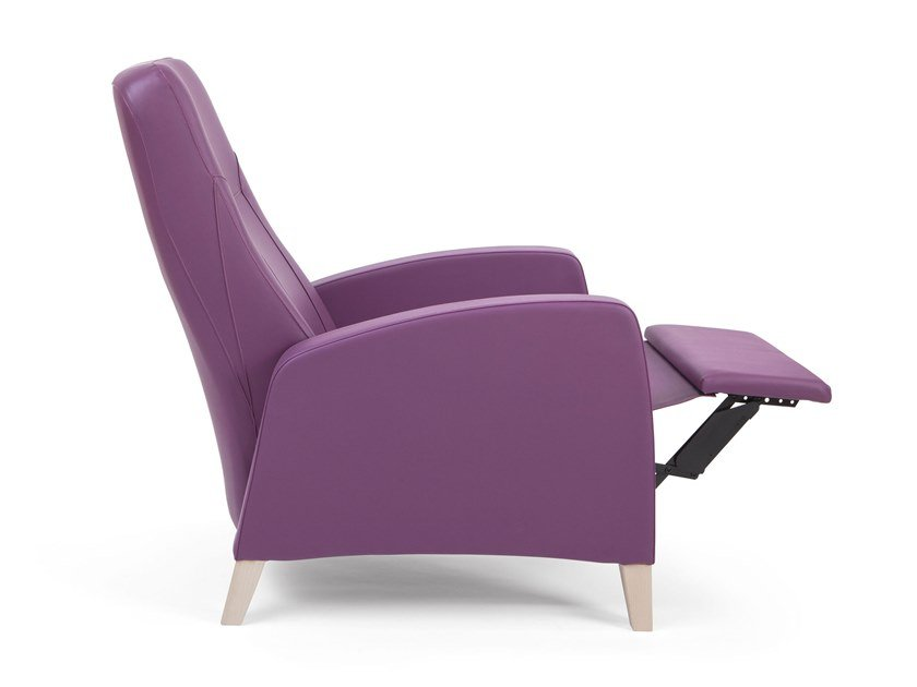 Cordia Lounge Fabric Armchair By Cor Design Jehslaub