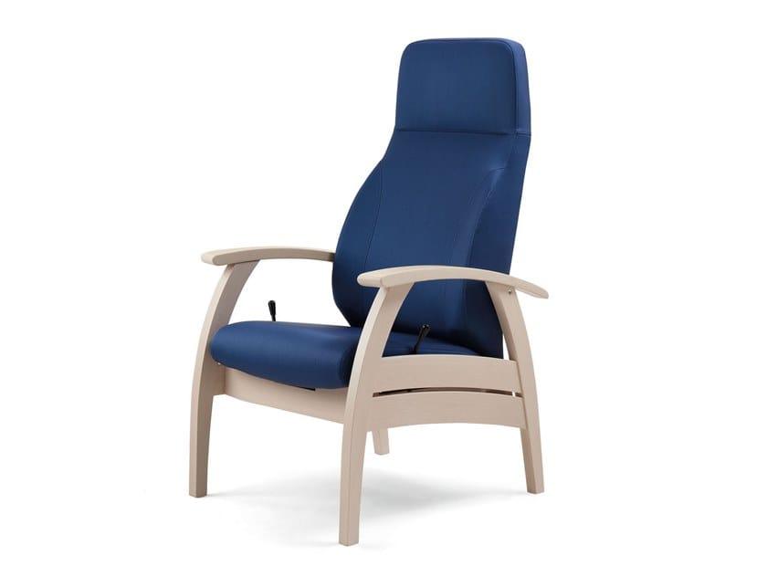 b RELAX COCMPACT HEALTH CARE Recliner armchair PIAVAL rel6e8102b9
