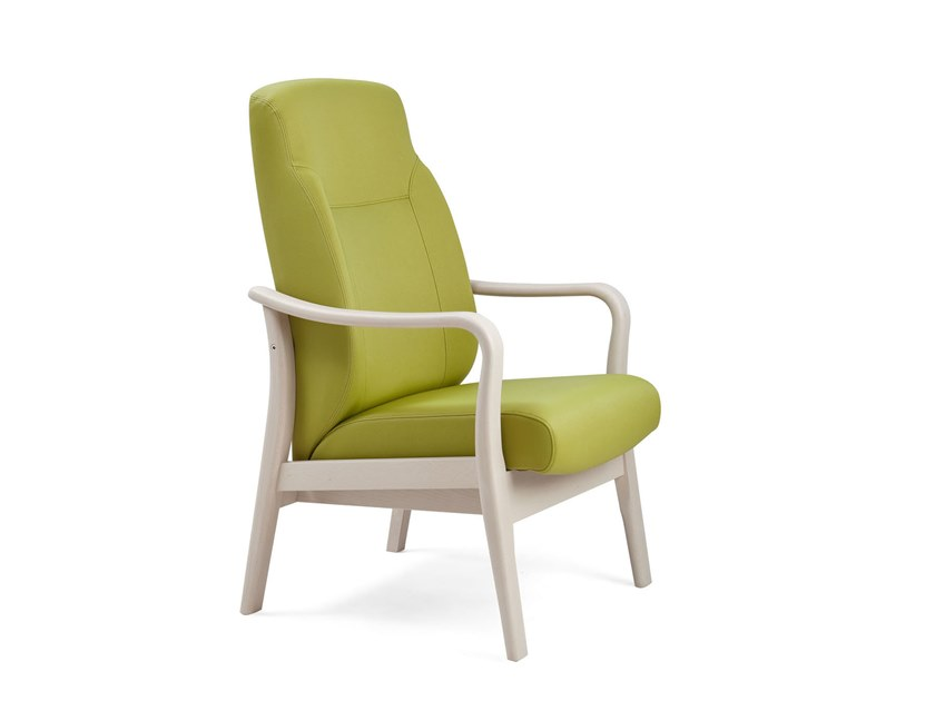 High-back armchair RELAX ELEGANT | HEALTH & CARE | High-back armchair by PIAVAL