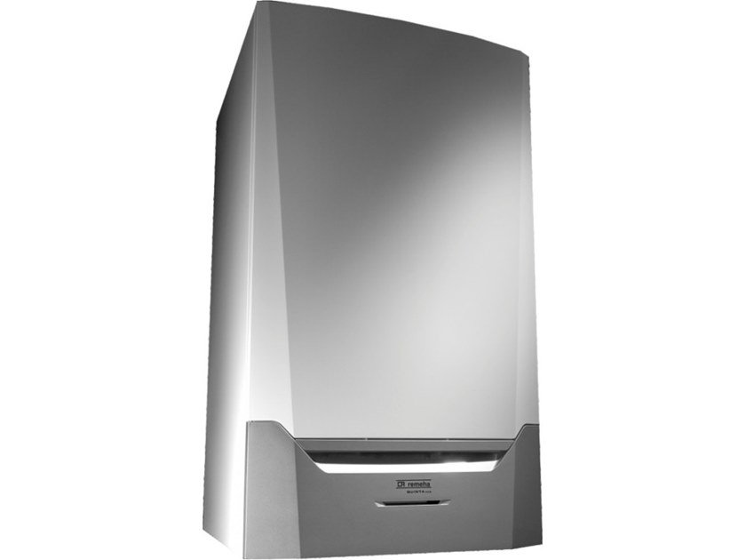 Gas wall-mounted condensation boiler REMEHA QUINTA ACE by REVIS