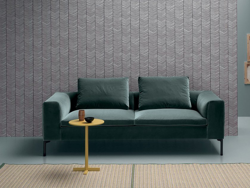 Velvet sofa with removable cover REMIS COOL by Md House